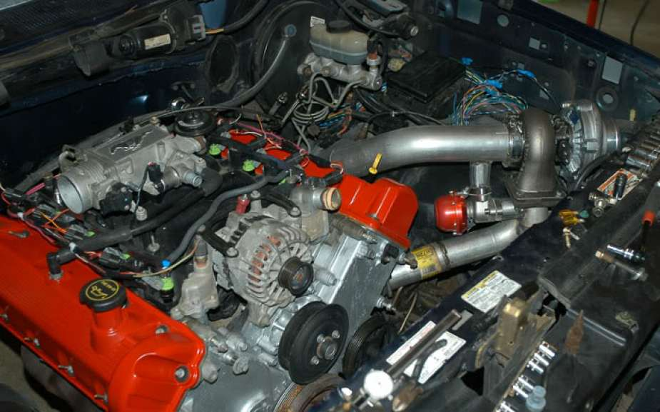 PJF Engine Setup