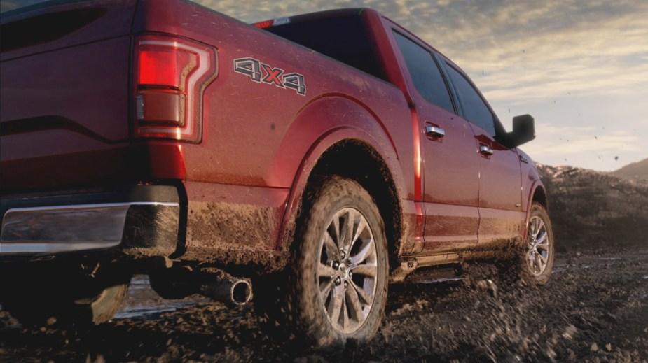 F-Body Ford Canada