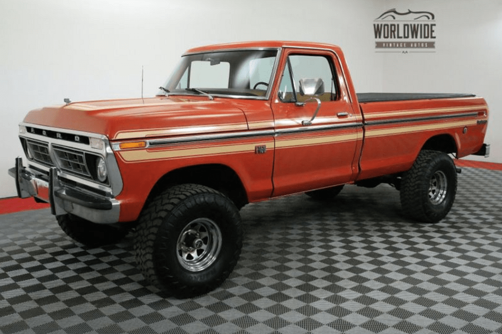Well Optioned 1976 Ford F-150 Is Ready to Roam - F150online.com