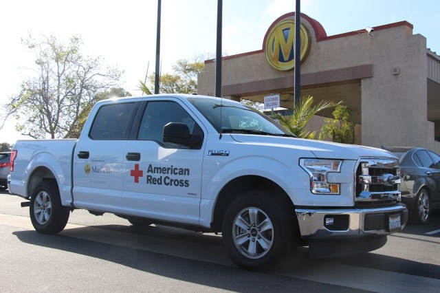 f150online.com Ford F-150 American Red Cross