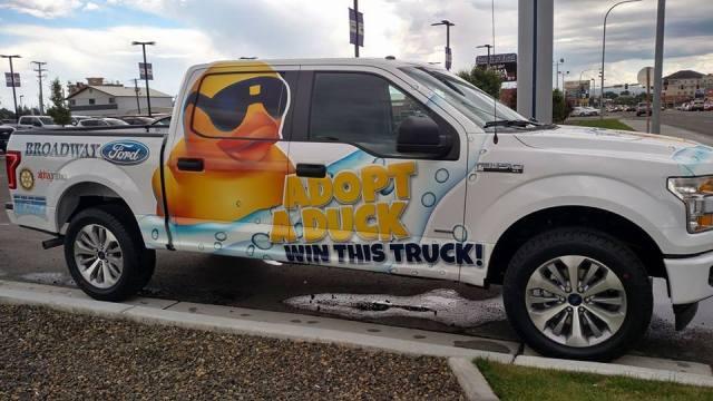 Win-FordF150-duck-race1