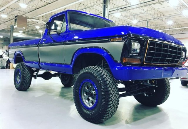 Gorgeous 1978 Ford F-150