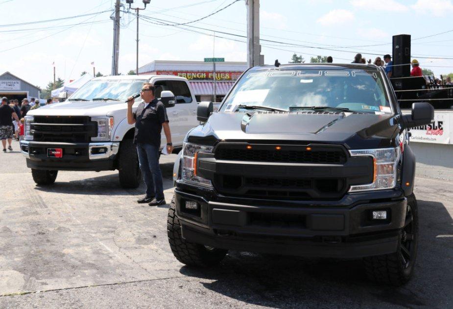 Ford Roush Trucks