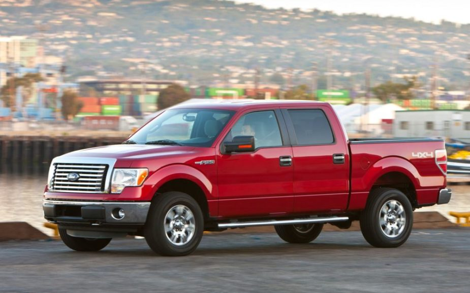 Ford Issues Recall for 2011-13 F-150, Select Ford & Lincoln