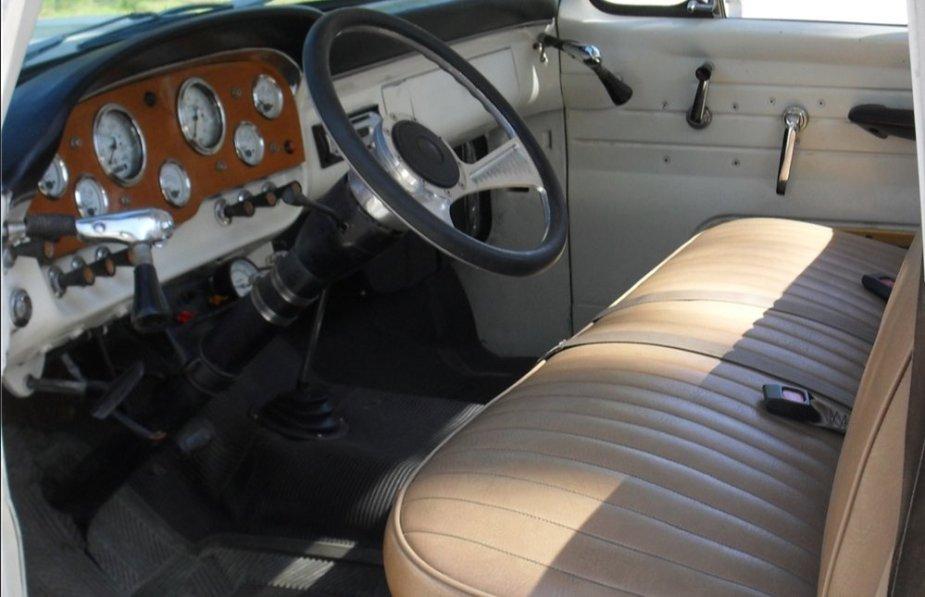 1963 Ford F-100 Cab