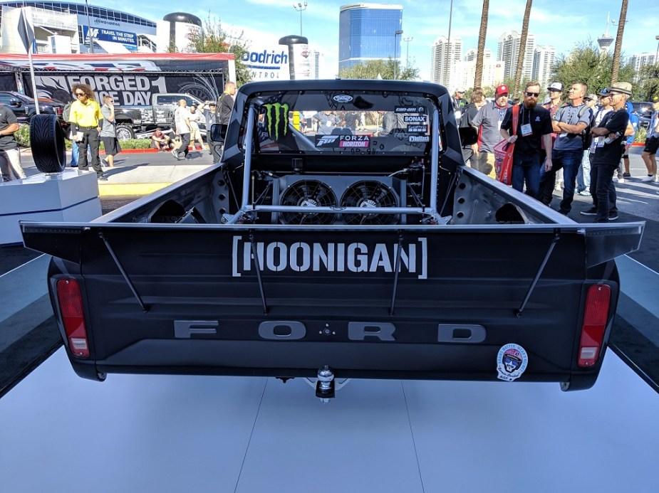 Ken Block Hoonitruck Ford F-150 SEMA 2018