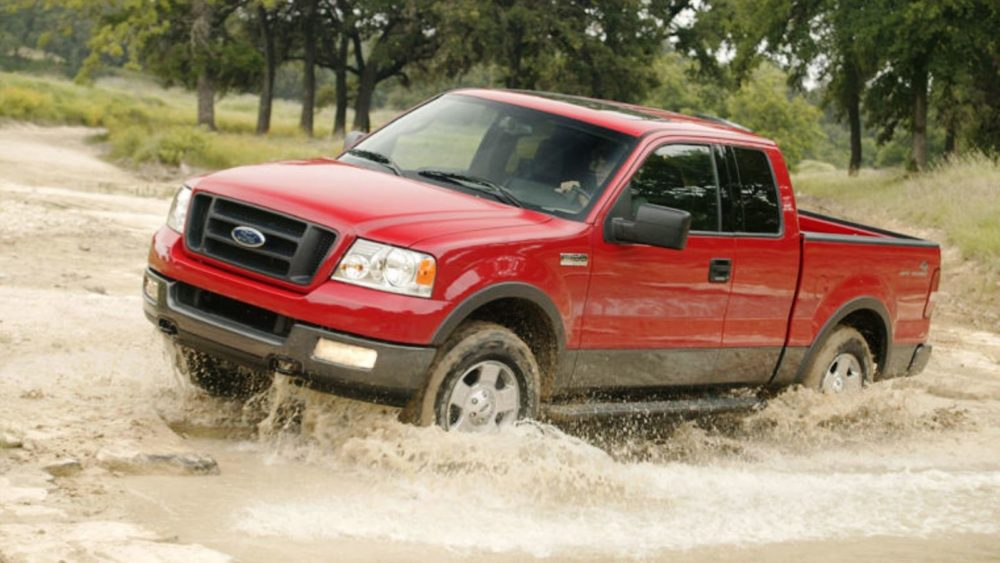 Ford F-150 Makes Strange Noise While Accelerating: What Gives?