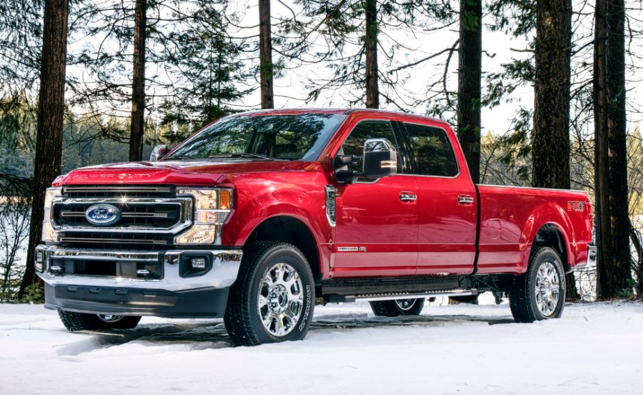 2020 F-250 King Ranch