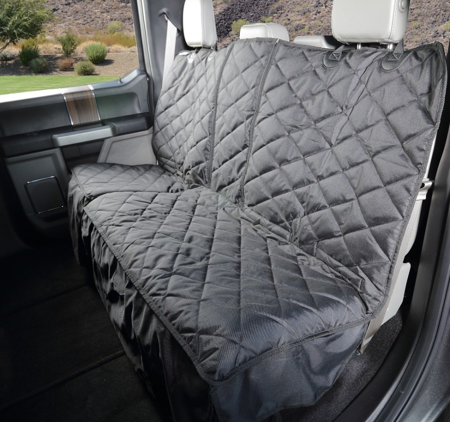 Ford F-150 Seat Cover
