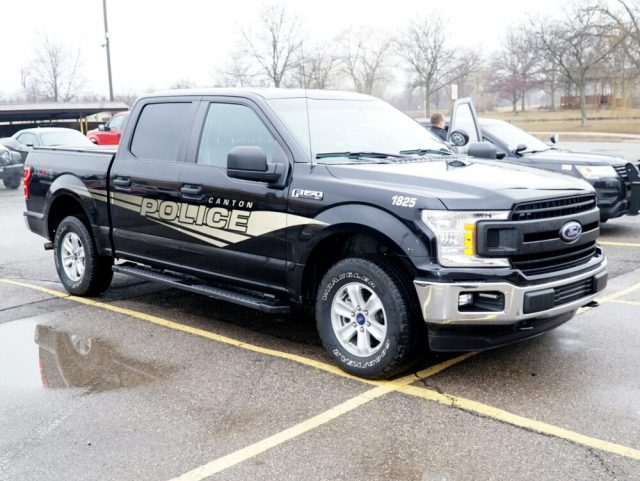 Canton Police Ford F-150