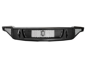 ICON Impact Series Front Bumper and Skid Plate