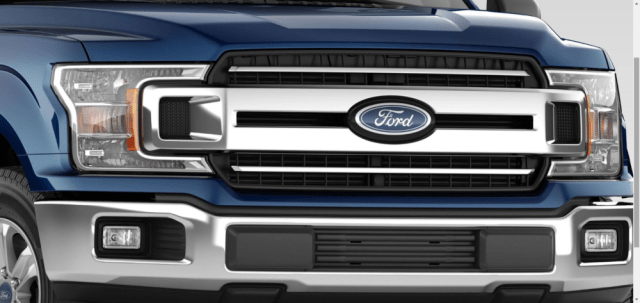 2019 Ford F-150 XLT Grille