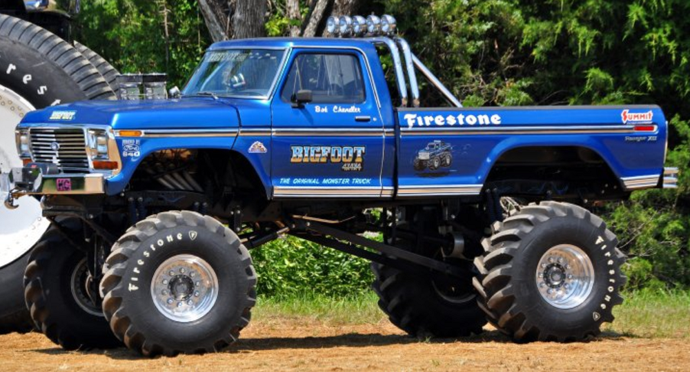 Holley Ford Fest Brings Bigfoot, Endless Blue Oval Fun to