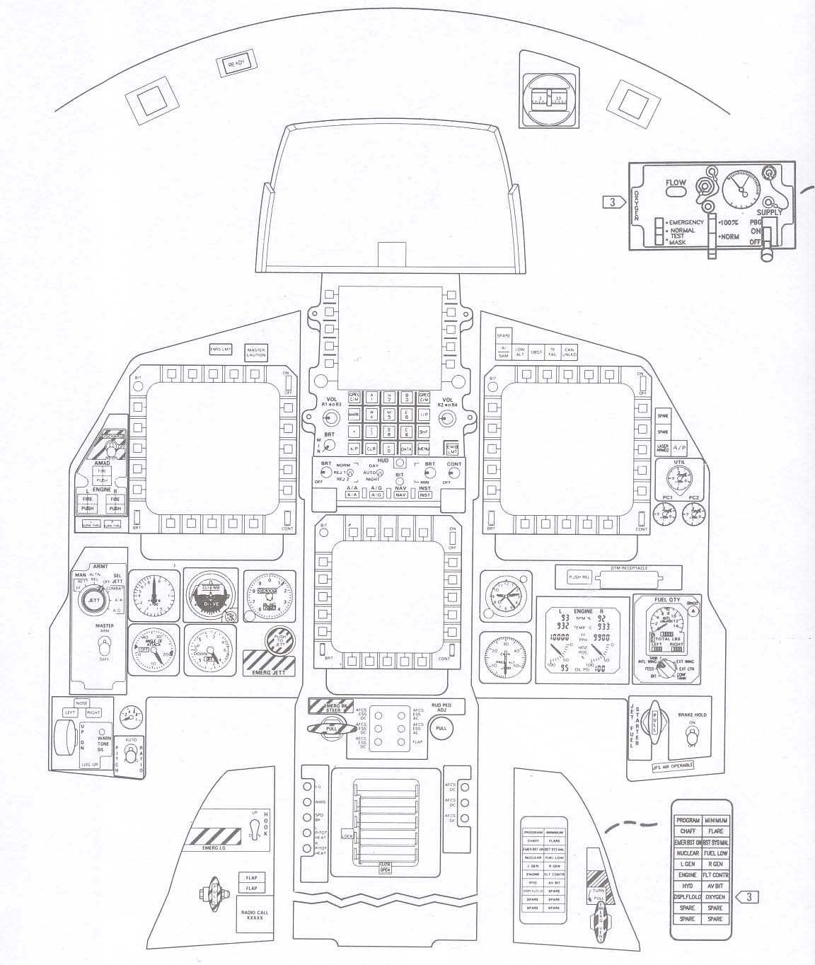 Misc F 15c Flight Simulator Project