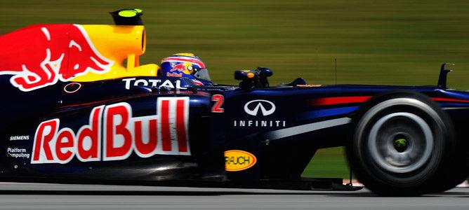 Webber en los Libres 2 de Malasia