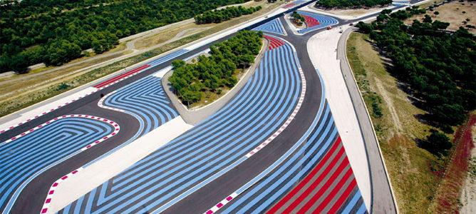 El circuito francés Paul Ricard