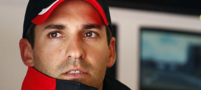 Glock, piloto de Marussia Virgin hasta 2014