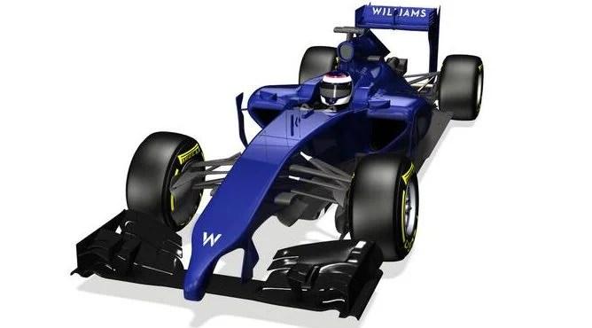 Nuevo Williams FW36