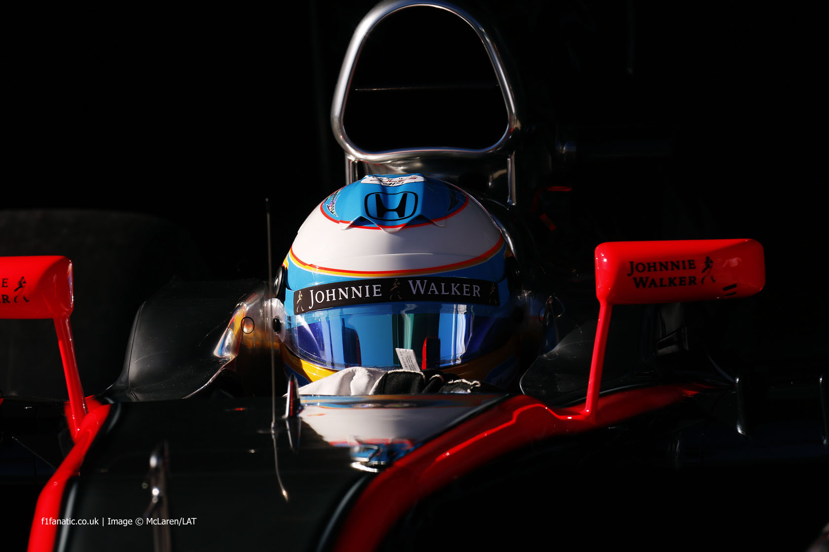 Mclaren 2015 F1 Car Wallpaper Fernando Alonso Mclaren Circuito De Jerez 2015 183 F1 Fanatic