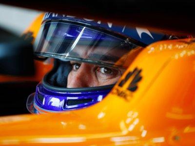 Grand Prix d'Espagne: Fernando Alonso a ravi son public