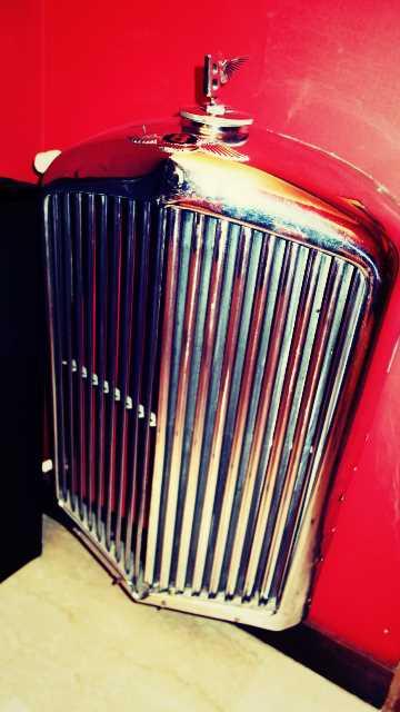 1950 Bentley S2 Radiator Grille-jpeg