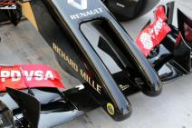 lotus renault 2014 nose