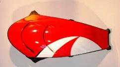 Air Intake left 2006 Ferrari