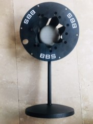 Fiber Wheel cover installed projects to do-jpeg