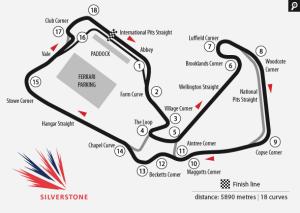 Silverstone The British Grand Prix