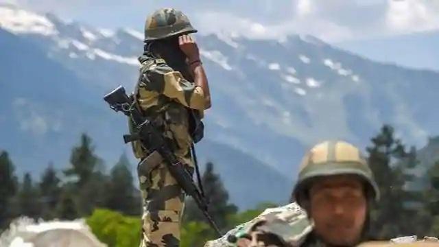 India-China Border Tensions