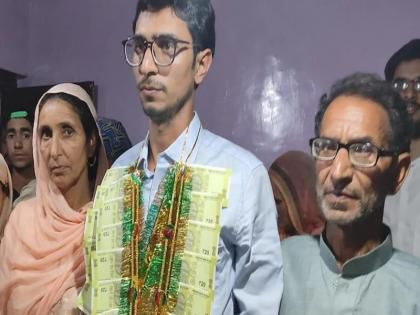 Rickshaw puller's son secured second place in UPSC IES exam