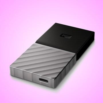 WD uvádí rychlý externí SSD disk