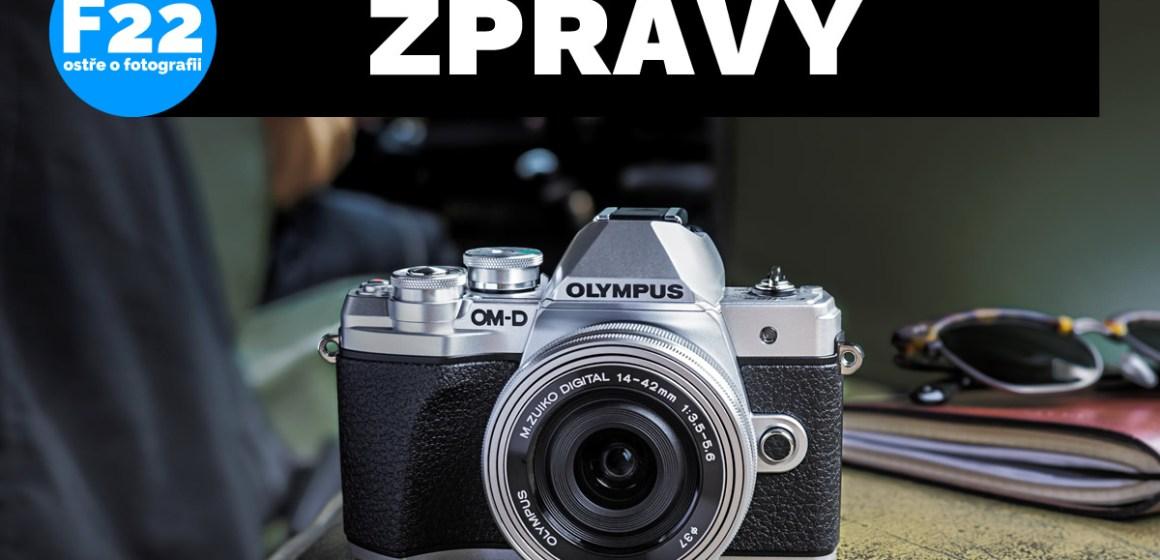 Co nového ve světě fototechniky a kultury. Podívejte se na zprávy