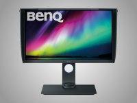 Fotografický monitor BenQ s4K UHD rozlišením a 27palcovou úhlopříčkou
