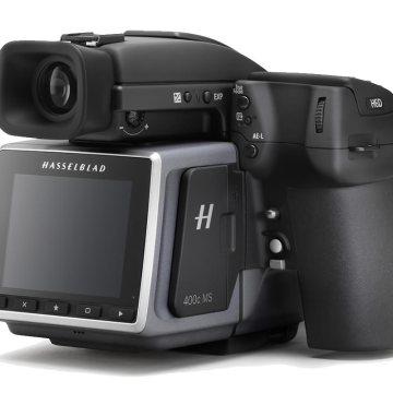 První středoformát s posunem pixelů – 400megapixelový Hasselblad H6D-400c