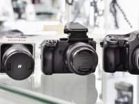 Fujifilm GFX vs Hasselblad X1D vs Pentax 645Z