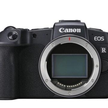 Canon EOS RP: tohle jsme nečekali