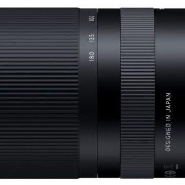Nový Tamron 70-180 mm F/2.8 Di III VXD