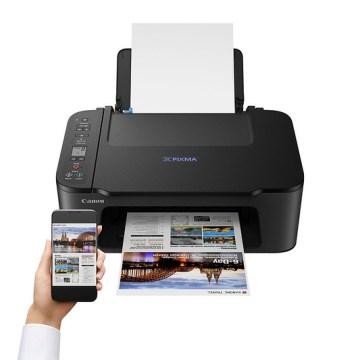 Bezproblémový tisk, skenování a kopírování s jednoduchou kompaktní tiskárnou základní třídy Canon PIXMA TS3450