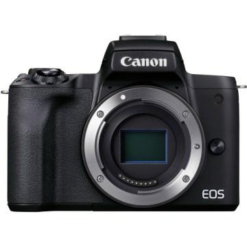 Canon M50 mark II: jaká je novinka?