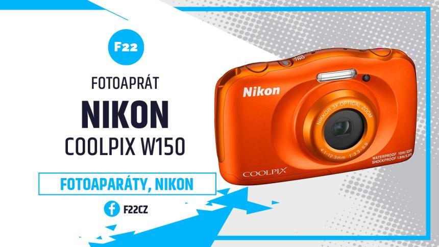 Nikon W150: Jaký je jeden z nejlevnějších přístrojů na trhu? Umí fotit pod vodou?