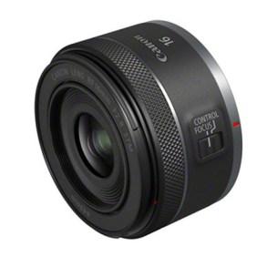 Canon představuje nový objektiv RF 16 mm f/2,8 STM