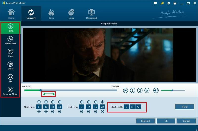 Trim Your Video Size and Length