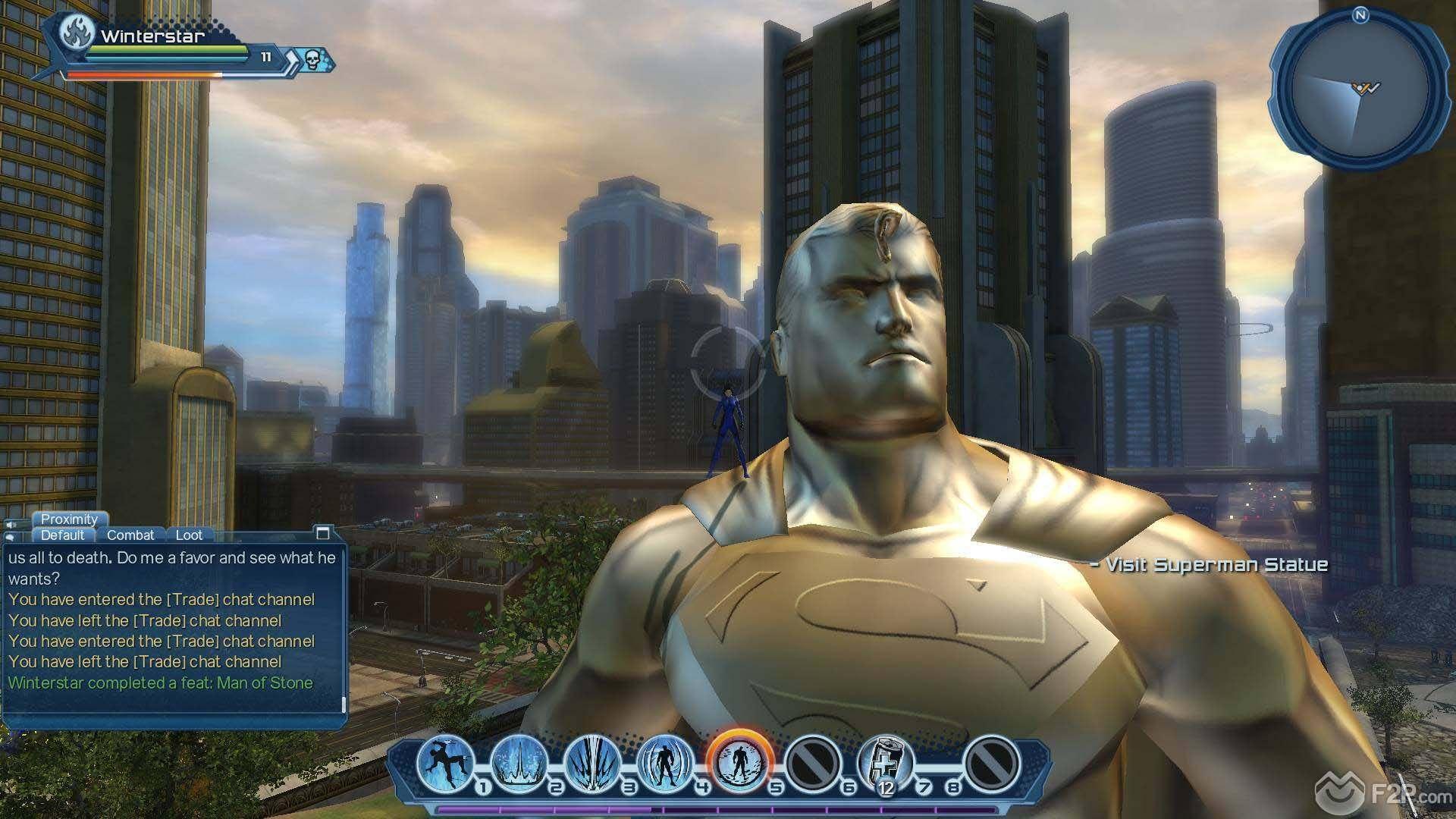 Fall Best Wallpapers Dc Universe Online Screenshots