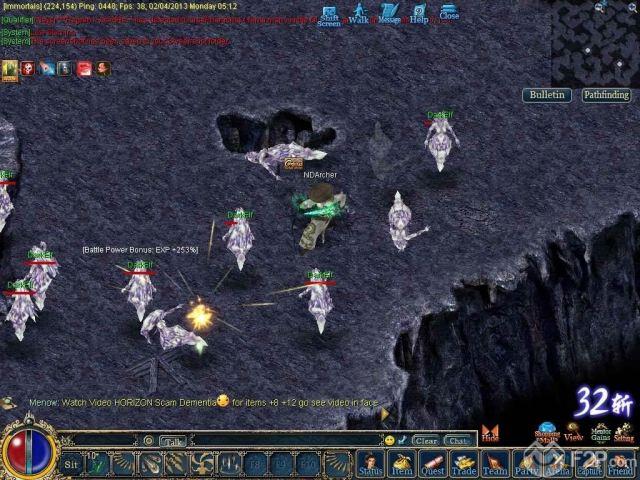 conquer online, oriental assassin review