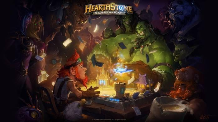 Especial Arkade Melhores Jogos do Ano: Hearthstone