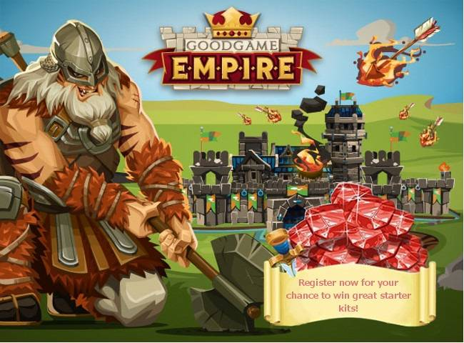 Goodgame Empire Review