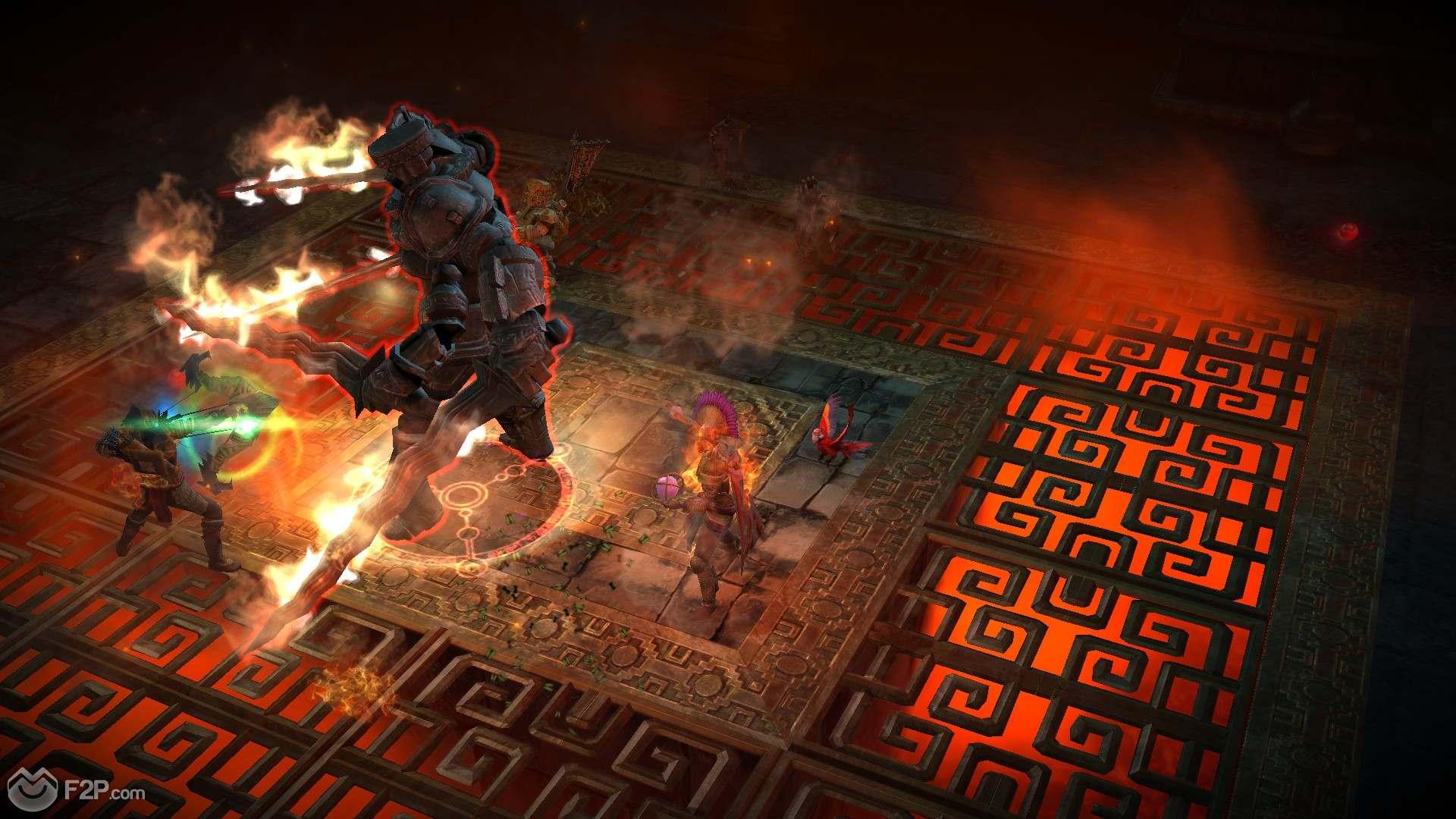 Rise Of Balor A New Expansion For Drakensang Online