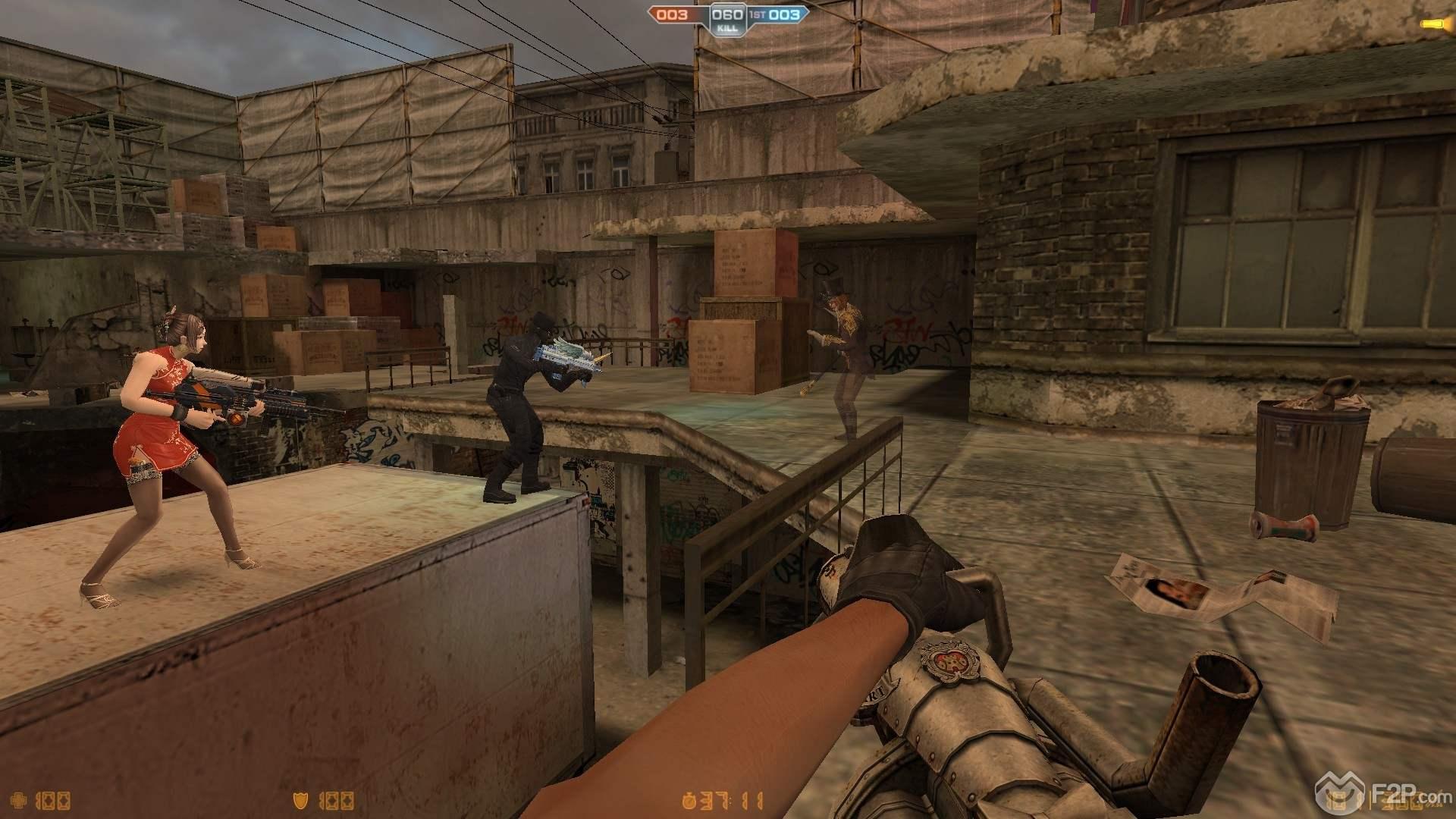 Counter Zombies 2 Strike Nexon