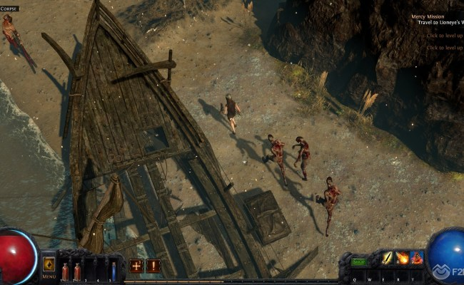 First Impressions On Path Of Exile Path Of Exile Review